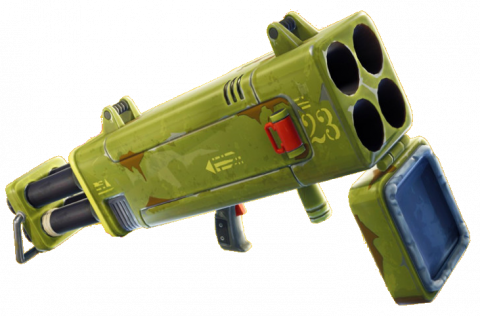 Armes explosives