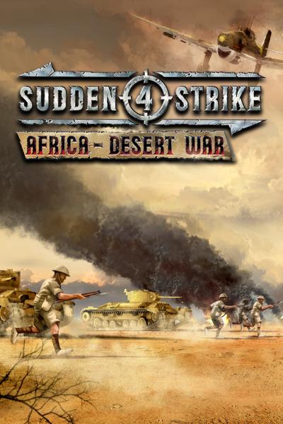 Sudden Strike 4 - Africa-Desert War sur Mac