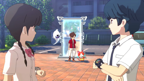 Yo-Kai Watch 4 s'offre 10 minutes de gameplay - TGS 2018