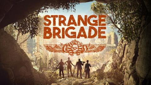 Strange Brigade - The Thrice Damned 2 : The Sunken Kingdom sur PS4