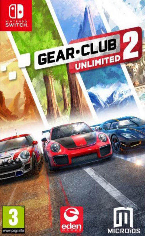 Gear.Club Unlimited 2 [+ UPDATE]