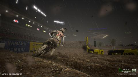 Monster Energy Supercross 2 : Milestone détaille les nouveautés au programme