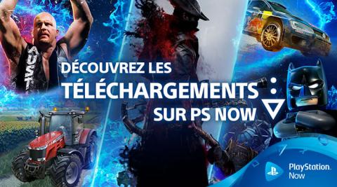 PlayStation Now : Découvrez ses nouveaux jeux !