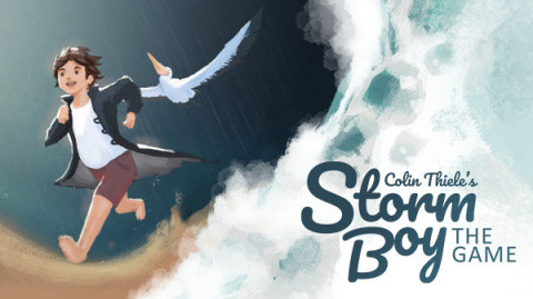 Storm Boy : The Game sur PS4