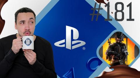 Pause Cafay #181 : Une faille dévastatrice menace vos PS4 ?