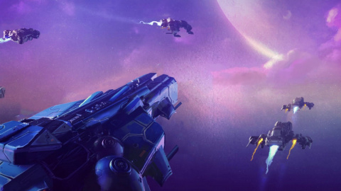 Beyond the Void : un hybride MOBA/RTS français !