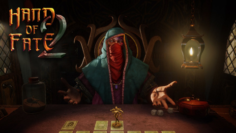 Hand of Fate 2 reçoit sa nouvelle extension The Servant and the Beast