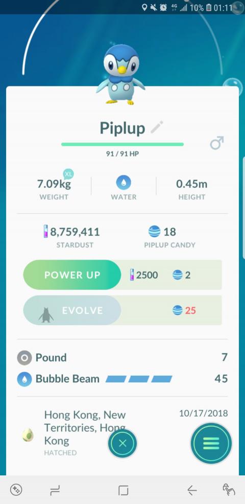 Pokémon GO, 4e génération (Sinnoh) : quels Pokémon sont dispos ? La liste complète
