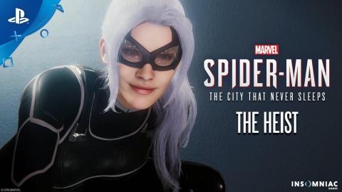 Spider-Man : Le Casse sur PS4