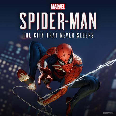 Spider-Man : La Guerre des Gangs sur PS4