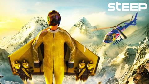 Steep : Rocket Wings sur PS4