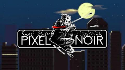 Pixel Noir sur Switch