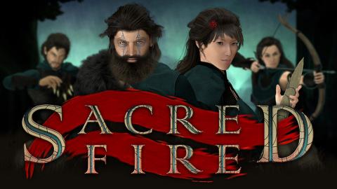 Sacred Fire sur PS4