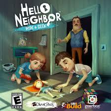 Hello Neighbor : Hide and Seek