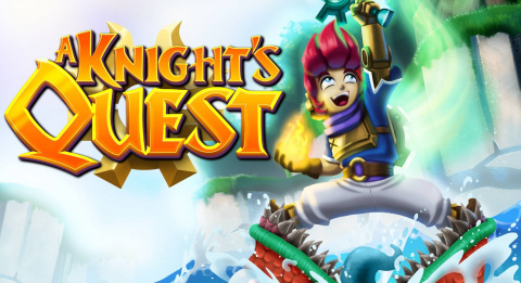 A Knight's Quest sur ONE
