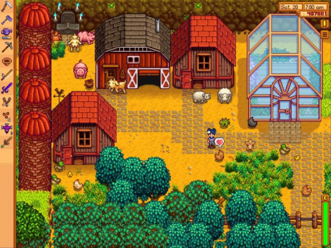 Stardew Valley sur Android