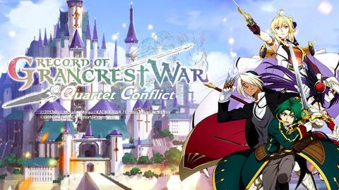 Record of Grancrest War: Quartet Conflict sur Android