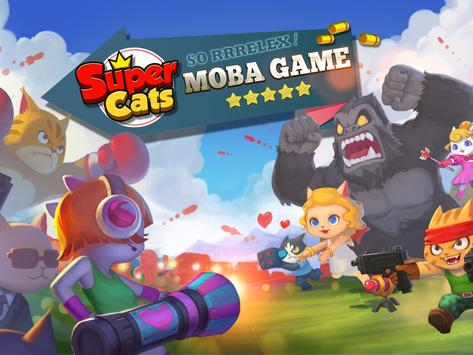 Super Cats sur iOS