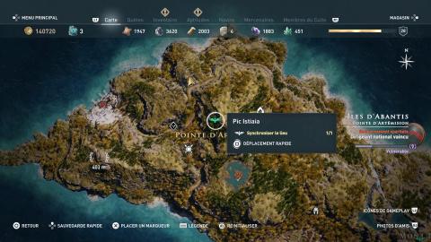 Ostracon des Îles d'Abantis