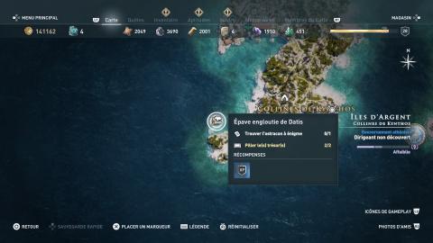 Ostracon des Îles d'Argent