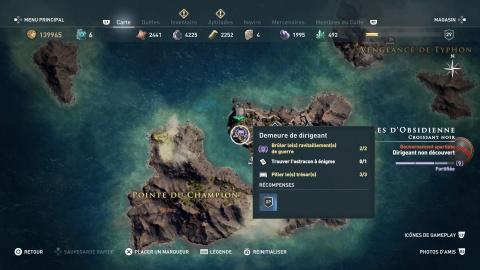 Ostracon des Îles d'Obsidienne