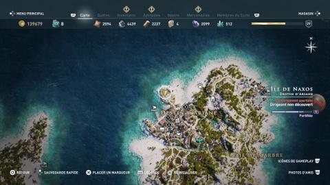 Ostracon de Naxos