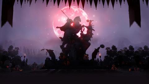 Black Desert Online sort les citrouilles et les sorcières