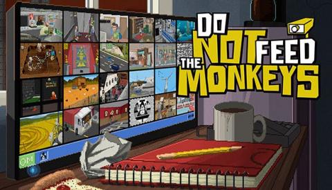 Do Not Feed the Monkeys sur Mac