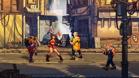 Street of Rage 4 dévoile ses compositeurs