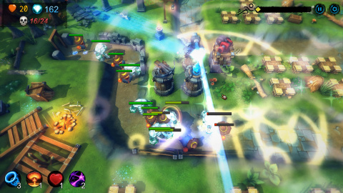 Yet another tower defence sur PC