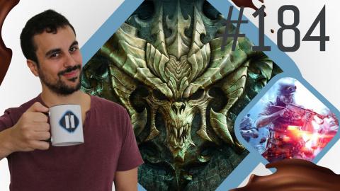 Pause Cafay #184 : Diablo 4 à la Blizzcon ? Blizzard brise son silence...