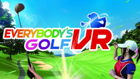 Everybody's Golf VR arrivera au printemps 2019