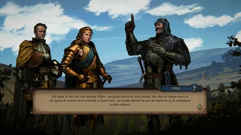 Thronebreaker : The Witcher Tales - Le RPG qui joue cartes sur table