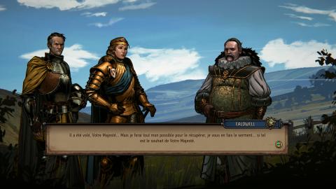 Thronebreaker : The Witcher Tales débarque finalement sur Steam