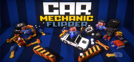 Car Mechanic Flipper sur PC