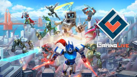 Override Mech City Brawl : des gros robots, des arènes... mais pas de fun