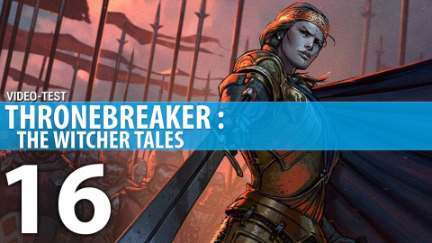 Thronebreaker : The Witcher Tales - Le RPG cartes en main