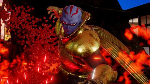 Jump Force : premières images de Kane, l'un des antagonistes créés par Akira Toriyama