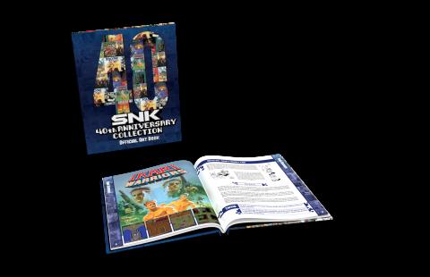 SNK 40th Anniversary Collection : NIS America déballe le contenu de l'édition limitée