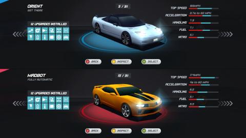 Horizon Chase Turbo : une démo PC / PS4 pour le jeu de course arcade