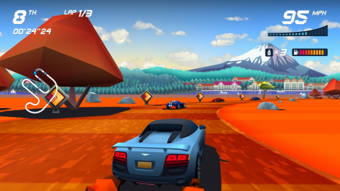Horizon Chase Turbo arrive sur Switch à la fin du mois