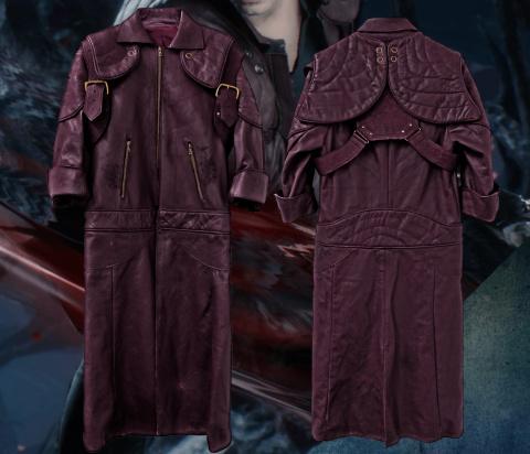 Devil May Cry 5 : Le manteau de Dante pour 6 900€