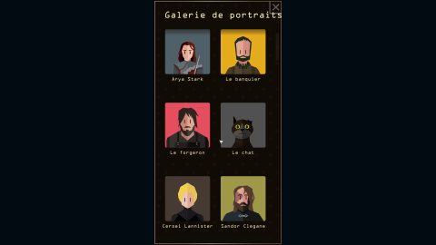 Reigns : Game of Thrones : Quand le jeu de rôle mobile trouve son maître...