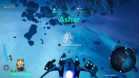 Construire une tour sur Ashar ou Necrom