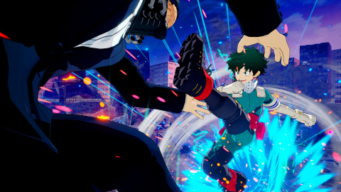 My Hero : One's Justice - un patch day one ajoutera le mode Arcade