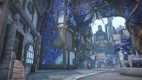 Edge of Eternity : Midgar Studio présente Herelsor, la première ville du RPG