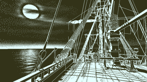 Return of the Obra Dinn : un nouveau coup de maître du créateur de Papers, Please