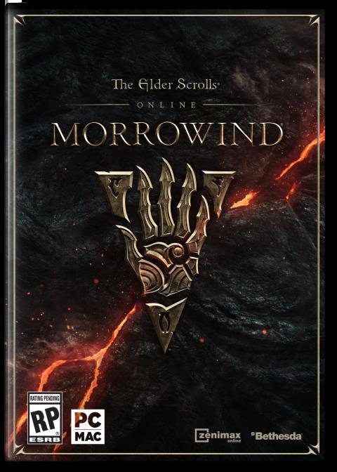 The Elder Scrolls Online : Morrowind sur PC