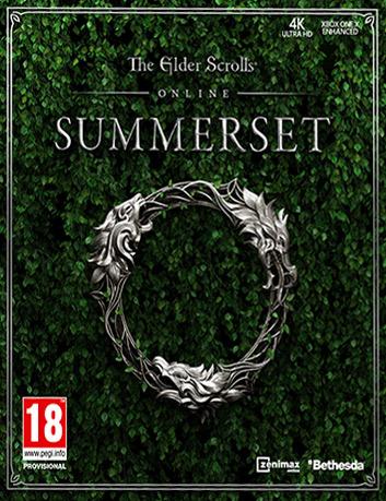The Elder Scrolls Online : Summerset sur Mac