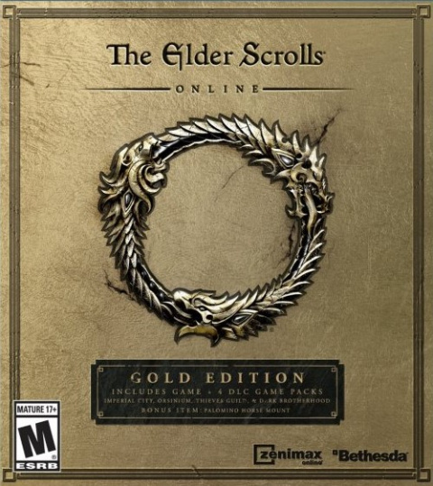 The Elder Scrolls Online : Gold Edition sur PS4